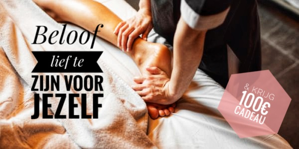 massage lief zijn voor jezelf