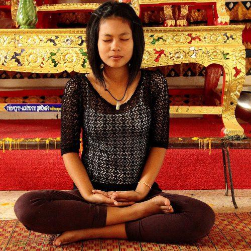 Meditatie naar binnen